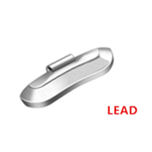 Lead clip-on